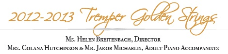 Tremper Golden Strings
