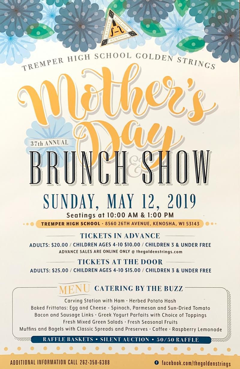 2019 Mother's Day Brunch